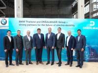 BMW Group lokalisiert Batterieproduktion in Thailand