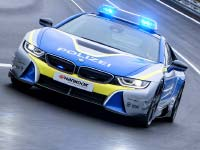 Sicheres Tuning auf der Essen Motor Show im BMW i8