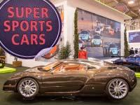 Supersportwagen - Sonderausstellung auf der Essen Motor Show 2018