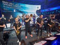 Auftakt des BMW Welt Jazz Award 2019.