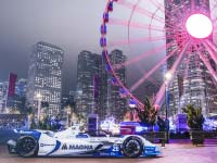 Jubiläum in Hongkong: BMW i Andretti Motorsport beim 50. Formel-E-Rennen