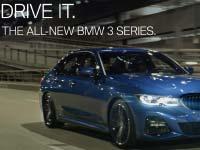 Im Rhythmus der Fahrfreude: Emotionsstarke Kampagne zur Markteinführung des neuen BMW 3er.