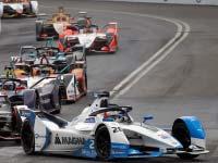 Antonio Felix da Costa sammelt bei erstem Europa-Rennen der Formel-E-Saison in Rom weitere Punkte.