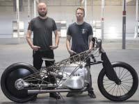 The Revival Birdcage: Revival Cycles präsentiert einzigartiges Custom Bike.