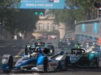 Felix da Costa sammelt in turbulentem Paris E-Prix wichtige Punkte für BMW i Andretti Motorsport.