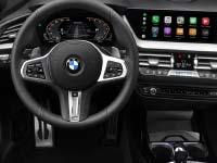 Der neue BMW 1er - Interieur. Mehr Platz und hochwertiger Auftritt.