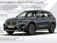 Der neue BMW X1 (F48 Facelift 2019). Highlights.