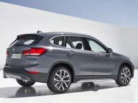Der neue BMW X1 (F48 Facelift 2019). Design.