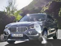 Der neue BMW X1 (F48 Facelift 2019) - Galerie.