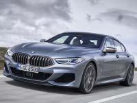 Das neue BMW 8er Gran Coupé (Modell G16, ab 2019).