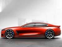 BMW 8er Gran Coupé: Fahrzeugkonzept und Design. Sportwagen mit individuellem Charakter.