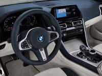 BMW 8er Gran Coupé: Innenraum und Ausstattung. Dynamik und Luxus in idealer Harmonie.