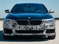"""BMW Group Versuchsträger """"Power BEV"""": NEXTGen19."""