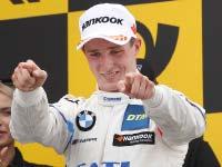Eriksson fährt auf dem Norisring für BMW aufs Podest – Vier BMW M4 DTM sammeln Punkte.