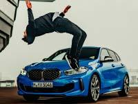 THE1challenge: Der neue BMW 1er sorgt für Bewegung auf TikTok.