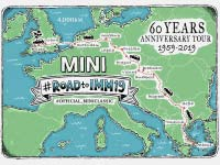 ROADtoIMM19: Im classic Mini zum International Mini Meeting 2019.