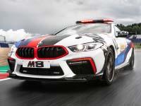Hochleistung im Dienste der Sicherheit: Das neue BMW M8 MotoGP™ Safety Car.