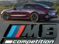 Das neue BMW M8 Gran Coupé und BMW M8 Competition Gran Coupé