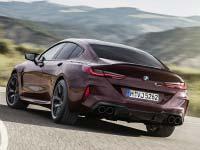 Das neue BMW M8 (Competition) Gran Coupé: Fahrwerk.