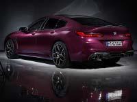 Das neue BMW M8 Gran Coupé und BMW M8 Competition Gran Coupé Galerie.