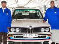 Der BMW 530 MLE: Eine Rennsport-Rarität erstrahlt in neuem Glanz.