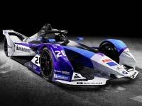 Startschuss für Saison 6: BMW i Andretti Motorsport stellt den BMW iFE.20 und seine beiden Fahrer vor.
