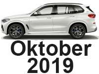 BMW Group mit neuen Absatz-Bestwerten im Oktober