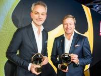 "Das ""Goldene Lenkrad"" 2019: Doppelsieg für BMW."