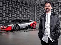Partnerschaft für den Sound der Zukunft: Hans Zimmer wird Komponist und Kurator für BMW IconicSounds Electric.