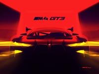 Neue Ikone für den BMW M Kundensport: BMW M4 GT3 geht ab 2022 an den Start.