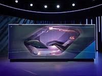 Die BMW Group auf der Consumer Electronics Show (CES) 2020 in Las Vegas.