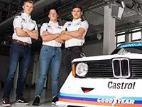 Neue Generation, neues Ausbildungsprogramm: Das legendäre BMW Junior Team feiert 2020 sein Comeback.