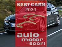 Best Cars 2020: Doppelerfolg für BMW.