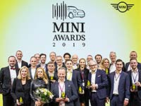 MINI Awards 2019