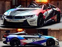 """Erfolgreiche Partnerschaft wird fortgesetzt: BMW i bleibt """"ABB FIA Formula E Official Vehicle Partner""""."""