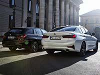 Angebot in der neuen BMW 3er Reihe wächst auf vier Plug-in-Hybrid-Modelle.