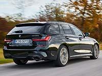 Effiziente Topsportler: Die neue BMW M340d xDrive Limousine und der neue BMW M340d xDrive Touring.