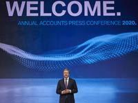 Bilanzpressekonferenz 2020: Rede von Oliver Zipse, Vorsitzender des Vorstands der BMW AG.