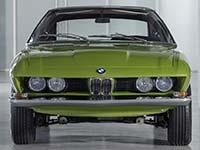Ein bildschönes Coupé, das nie ein echter BMW werden durfte: 2800 GTS Coupé von Frua