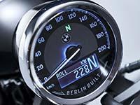 Die neue BMW R18: Fahrwerk, Elektrik und Assistenzsysteme.