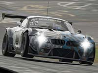 Podium für BMW Werksfahrer Philipp Eng auf der virtuellen Nürburgring-Nordschleife.