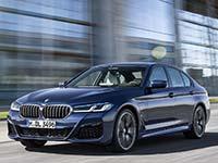 Die neue BMW 5er-Reihe (Facelift 2020): Zusammenfassung.