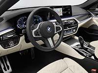 Die neue BMW 5er-Reihe (Facelift 2020). Innenraum und Ausstattung.