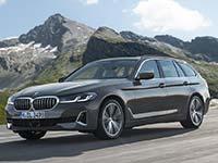 Die neue BMW 5er-Reihe (Facelift 2020). BMW 5er M Sport Edition.