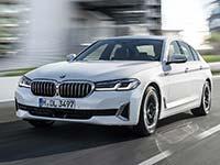 Die neue BMW 5er-Reihe (Facelift 2020): Galerie