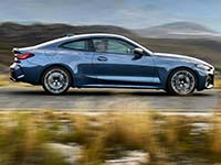 Das neue BMW 4er Coupé (Modell G22, ab Oktober 2020). Highlights.