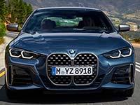 Das neue BMW 4er Coupé (Modell G22, ab Oktober 2020).
