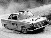 Das neue BMW 4er Coupé. Historie. Ein Symbol für Fahrfreude – mit langer Tradition.