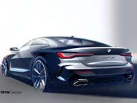 Das neue BMW 4er Coupé. Design. Eleganz und Dynamik in exklusiver Kombination.
