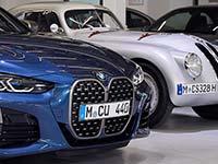 Digitale Weltpremiere des neuen BMW 4er Coupé